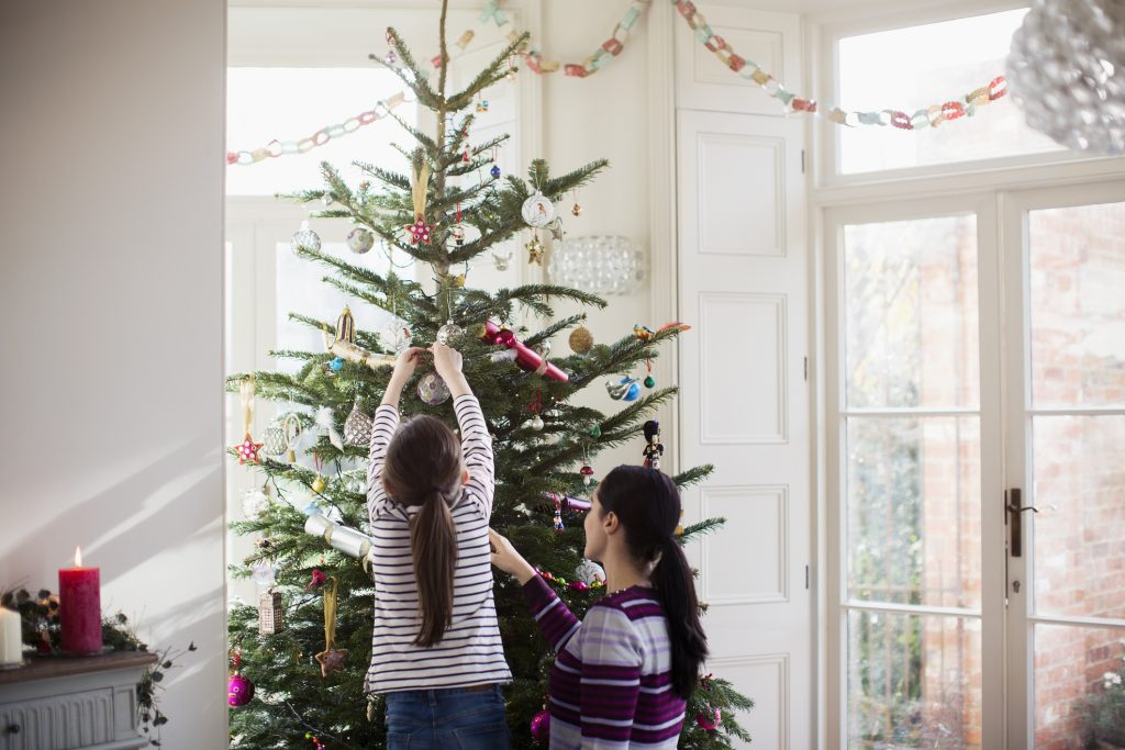 Christmas Tree Meaning.The Real Meanings Behind Our Favourite Christmas Traditions