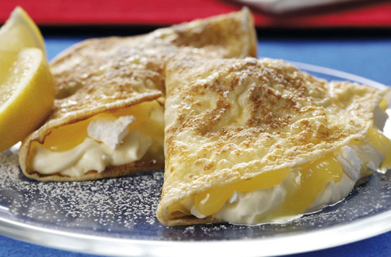 20 pancake fillings