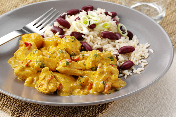 Caribbean chicken curry recipe goodtoknow forumfinder Image collections