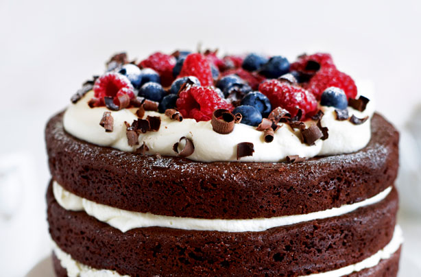 egg free cake recipe goodtoknow