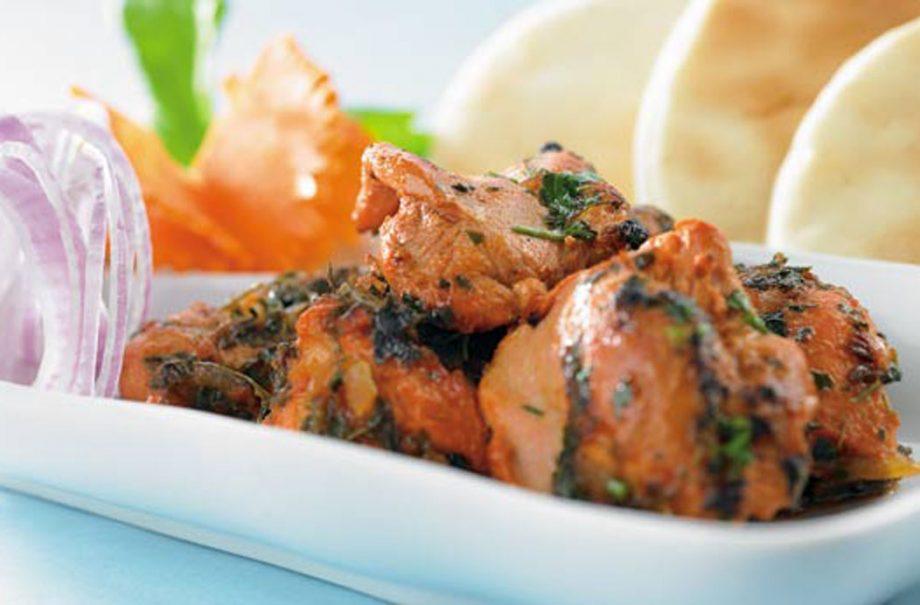 Healthy Chicken Tikka