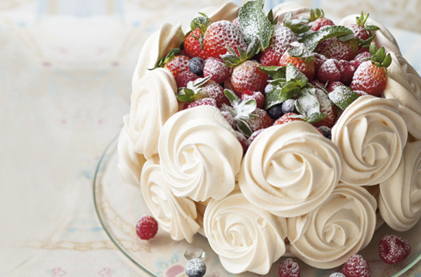 Mixed Berries Pavlova Recipe Goodtoknow