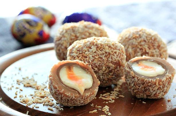Scotch Creme Eggs Recipe Goodtoknow