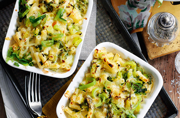 Slimming World's leek macaroni cheese recipe | GoodtoKnow