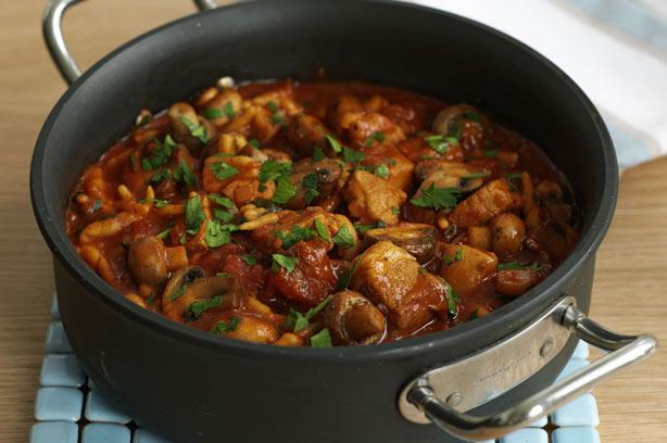 Polish pork goulash recipe