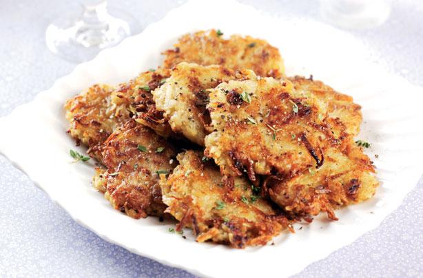 Potato Rosti Brunch Recipes Goodtoknow
