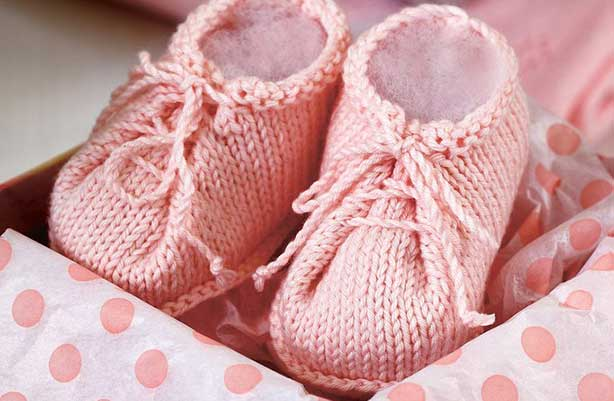 54648163b Free knitting patterns UK  Baby booties knitting pattern
