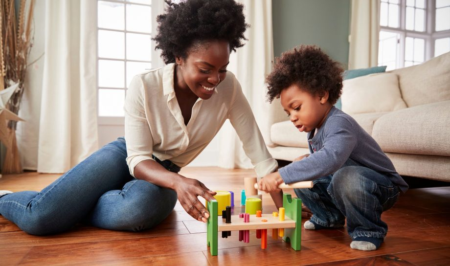 Child development stages: from baby to teenager