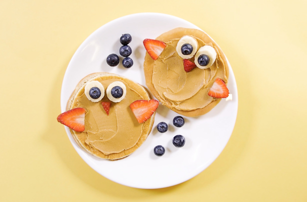 Owl Pancakes Recipe Goodtoknow