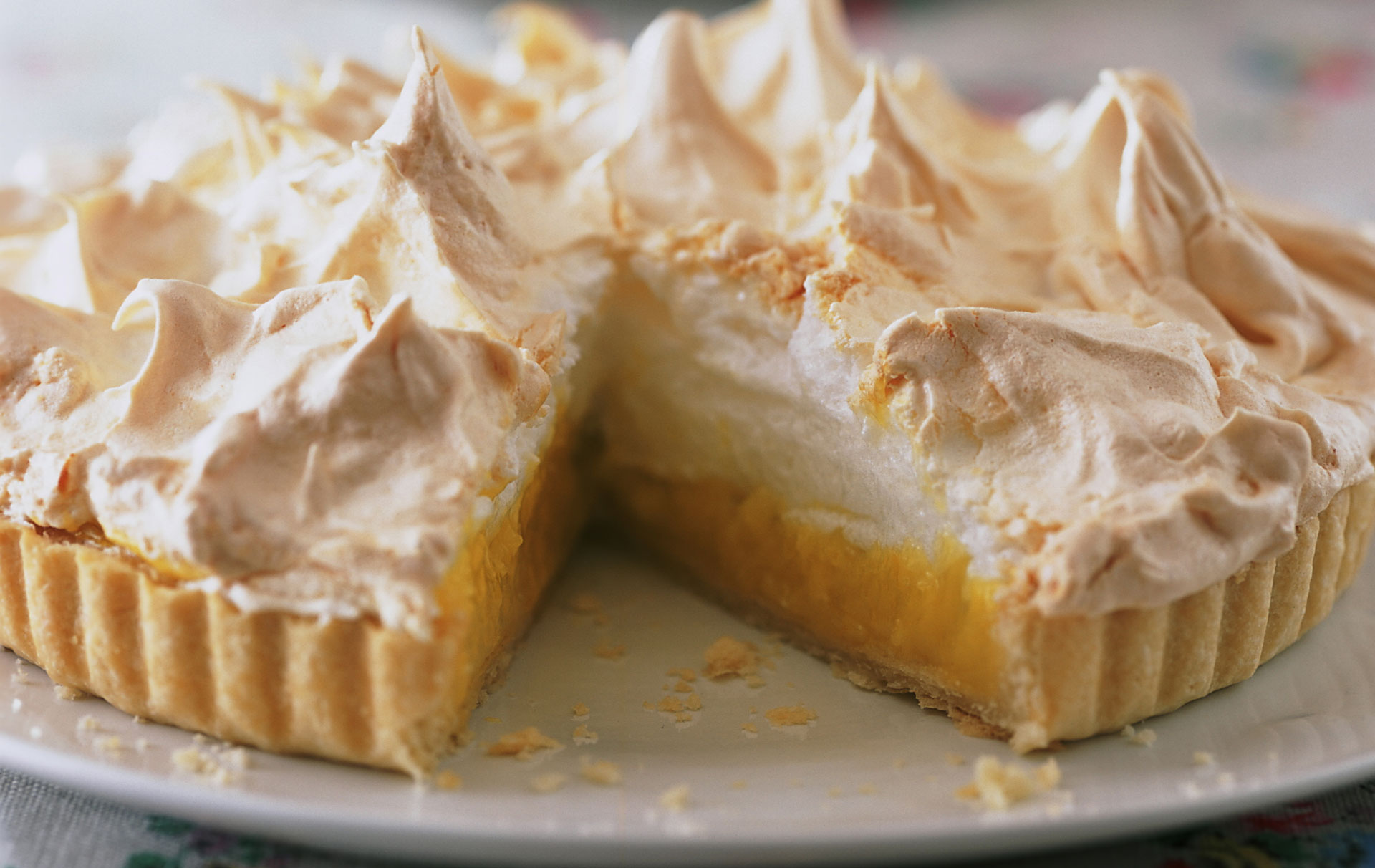 Quick Lemon Meringue Pie Dessert Recipes Goodtoknow