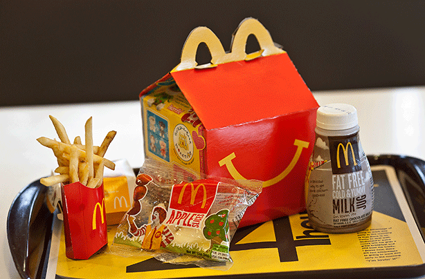 headteacher shocked after finding cold mcdonalds happy meal in pupils lunch box