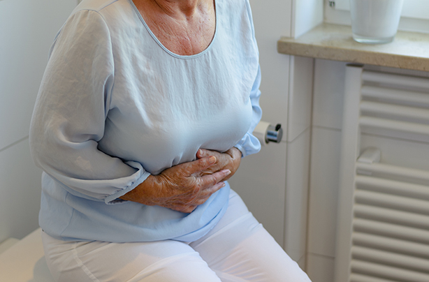 My bowel is a massive drama queen' Woman shares her experience of