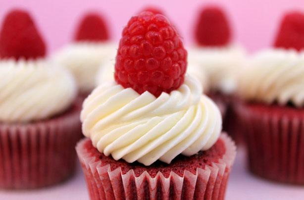red velvet cupcakes uk