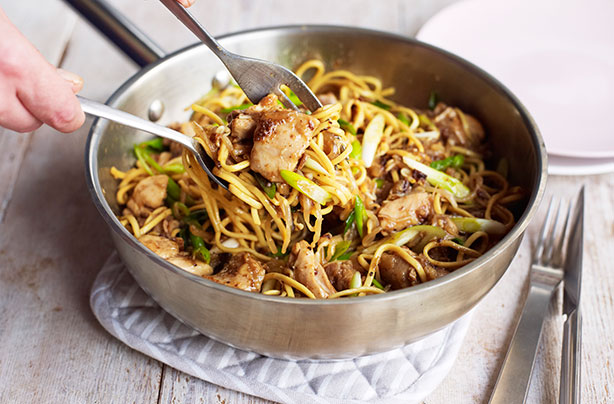 Ken homs chicken chow mein recipe goodtoknow ken homs chicken chow mein recipe forumfinder Image collections