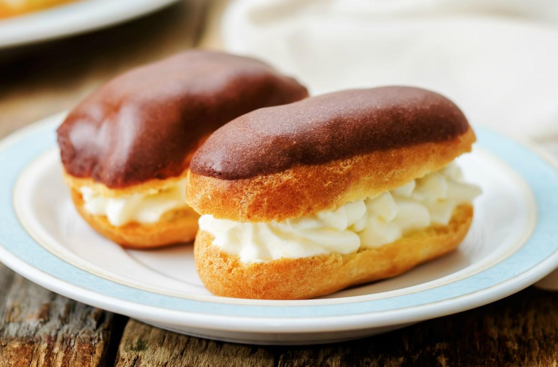Chocolate Eclairs | Dessert Recipes | GoodtoKnow