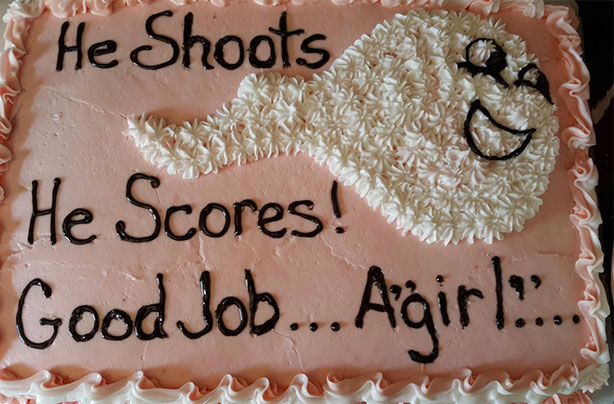 11 Of The Grossest Baby Shower Cakes Ever