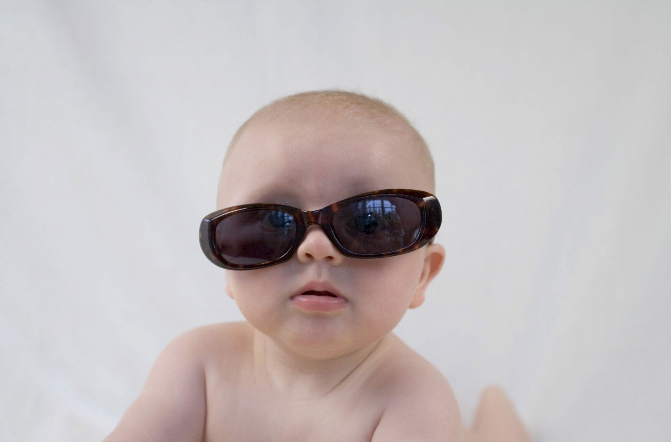 how to cool a baby down