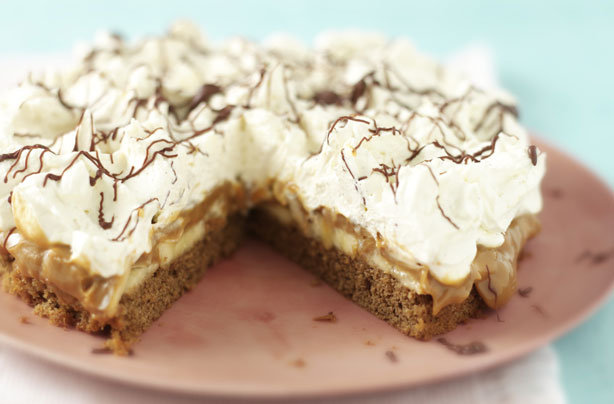 Coffee Banoffee Pie Recipe Goodtoknow