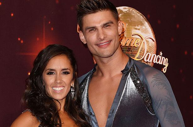 Strictly Come Dancing Stars Aljaz Skorjanec And Janette