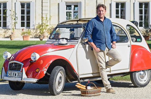 James Martin's French Adventure: Everything you need to know about