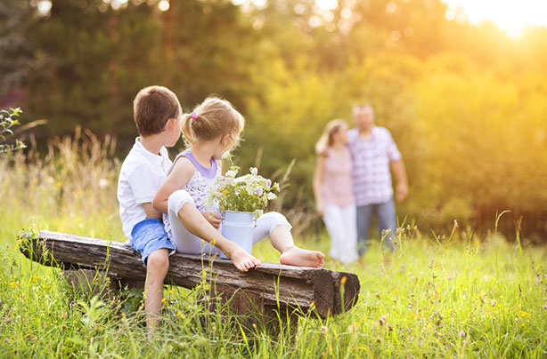 Research Shows Children Spend Less Time Outdoors Than