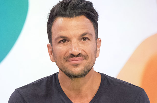I D Love To Go Peter Andre Reveals The Career Sacrifice