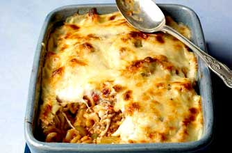 Cheesy Mince Pasta Bake Recipe Goodtoknow