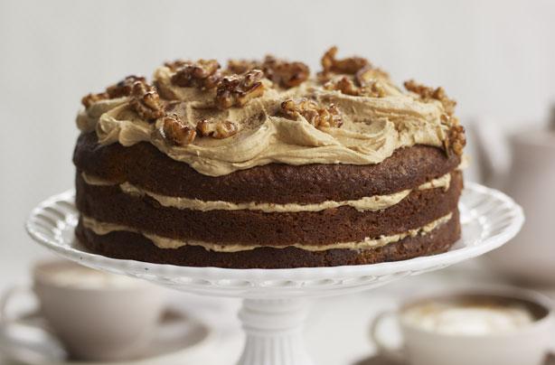 Coffee Cake Recipe Goodtoknow