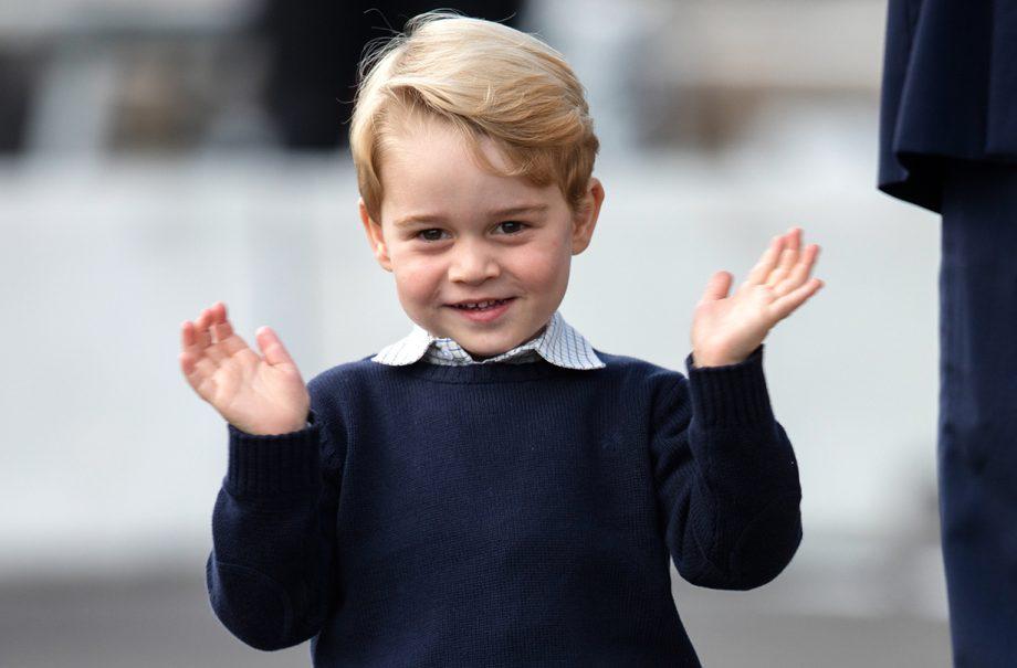prince george inherit mcdonalds