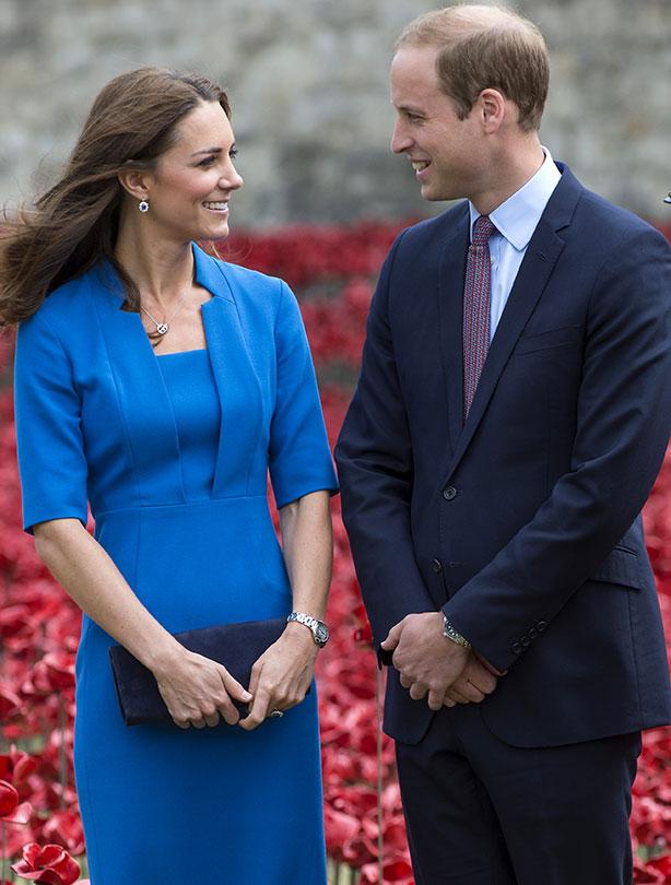 Kate Middleton Christmas 2012