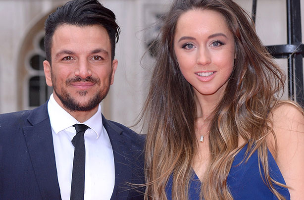 I felt guilty' Peter Andre's wife Emily opens up about son