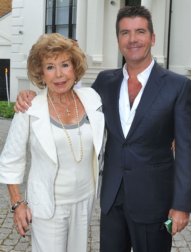 Simon Cowell Makes Heartbreaking Admission About The Impact Losing Both Of His Parents Had On His Life