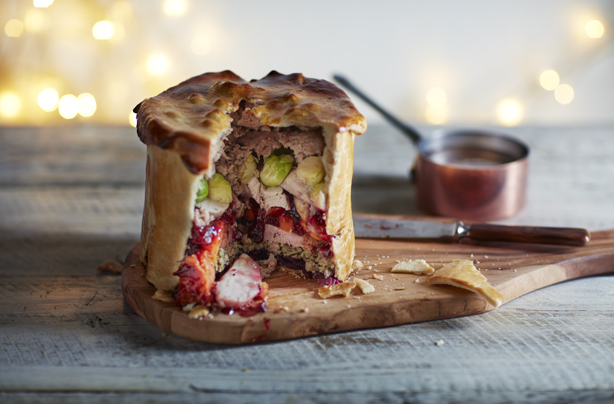 christmas dinner pie recipe - Christmas Pies