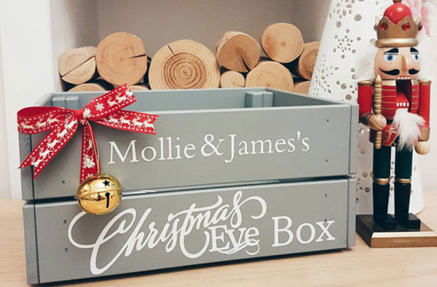 c4e637a7f41 In your Christmas Eve box you can add festive trinkets that are typical of  the season and can be used on Christmas Day. You can actually put things in  here ...