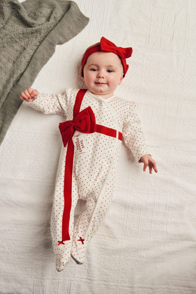 christmas baby outfits asda - 13 Adorable Baby Christmas Outfits From £6