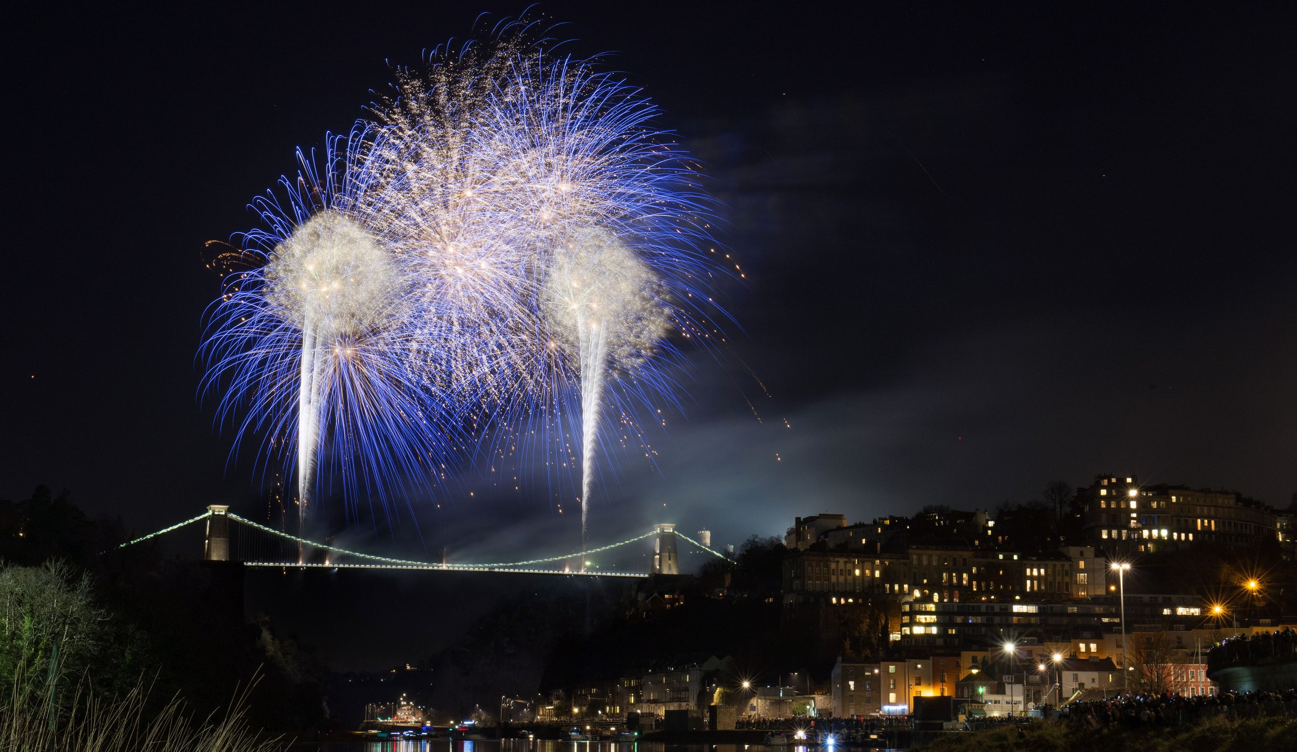 Firework displays 2018 The South of england
