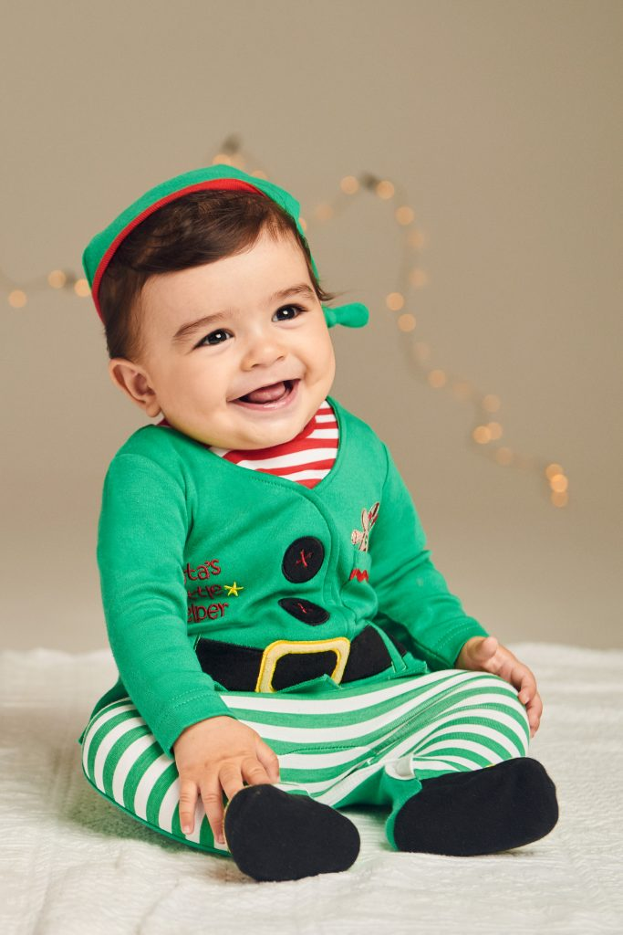 christmas baby outfits from asda - 13 Adorable Baby Christmas Outfits From £6