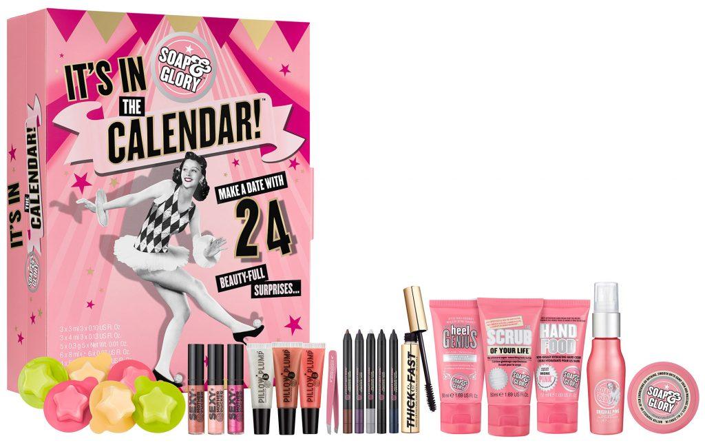 Advent calendar for teens