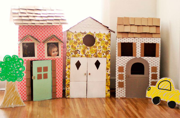Make And Take Room In A Box Elizabeth Farm: 22 Incredible Kids Toys You Can Make From Cardboard Boxes
