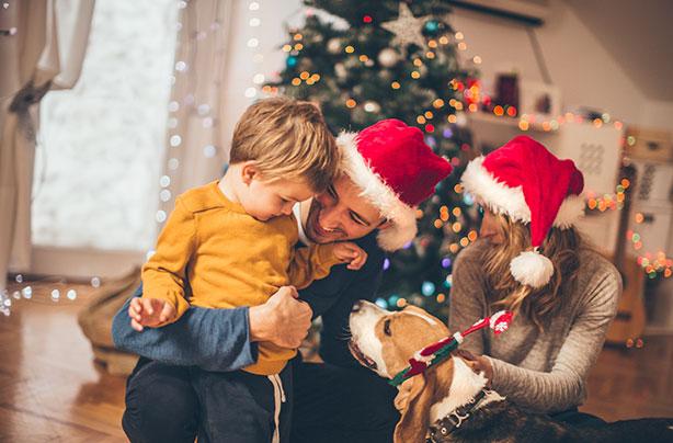 Christmas Family.Christmas Games For All The Family