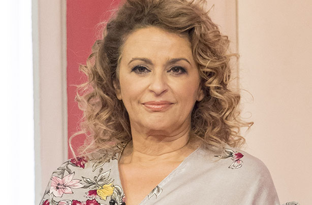 Nadia Sawalha concerns fans with video of 'stress related' rash