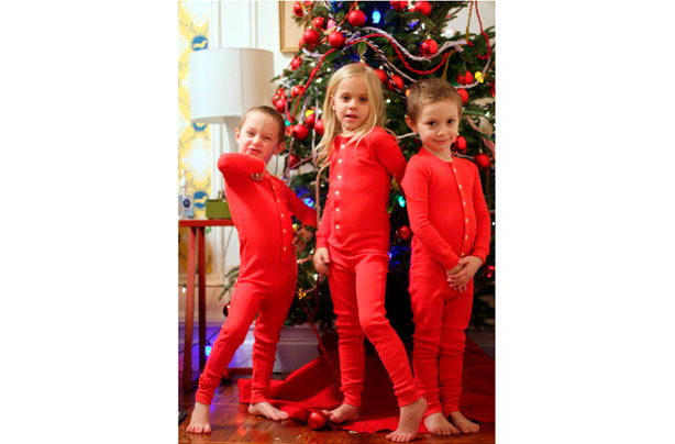 christmas pyjamas are the perfect pre big day treat to get the excitement started early leave the pjs under the tree on christmas eve and let the kids