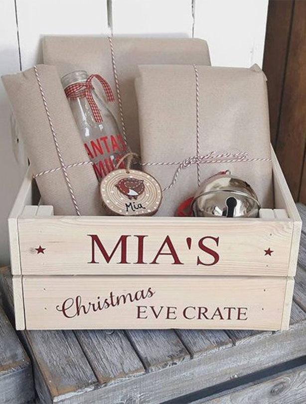 as your little ones grow youll have to adapt the christmas eve box contents to reflect their new taste but just because theyre teenagers now doesnt