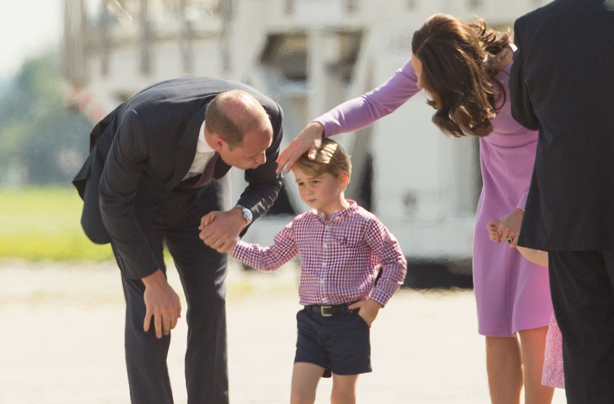 Prince William shares his 'alarm' for Prince George and Princess Charlotte