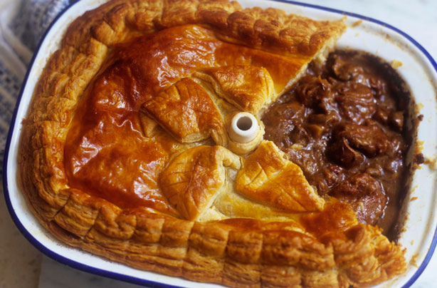 Hairy Bikers Steak And Ale Pie Recipe Goodtoknow