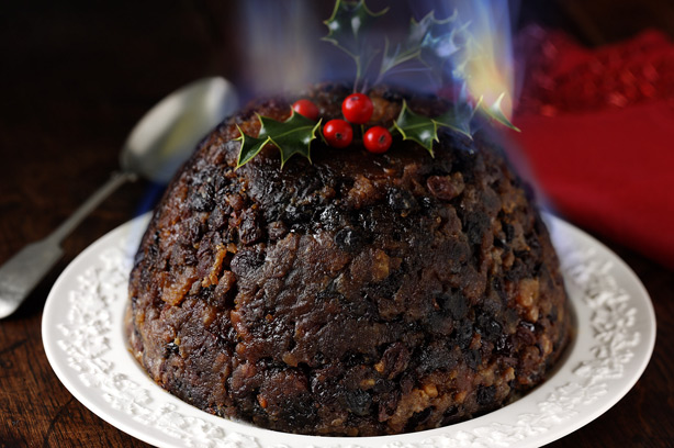 Christmas Pudding Recipe.Roopa Gulati S Vegetarian Christmas Pudding