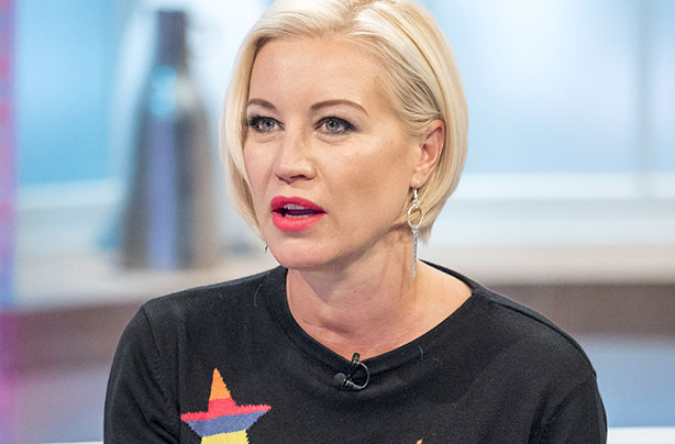 Denise Van Outen Opens Up About Daughter Betsy S Learning