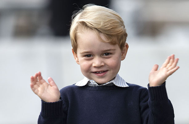 Prince George could one day inherit a McDonalds and a Primark from the Queen