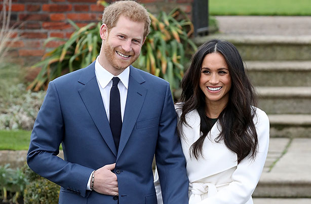 Girl who is dating prince harry from suits