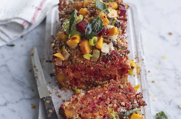Every vegan foodie will love this classic nut roast made easy with this recipe